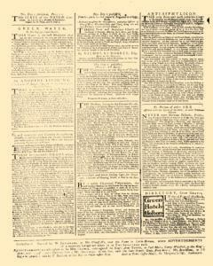 General Advertiser, January 27, 1746, Page 4