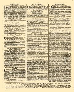 General Advertiser, January 28, 1746, Page 4