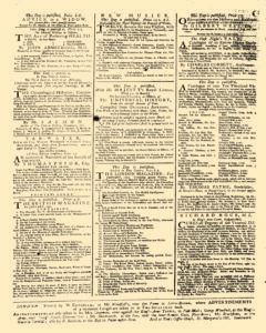 General Advertiser, February 03, 1746, Page 4