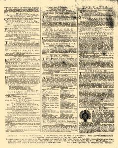 General Advertiser, February 05, 1746, Page 4