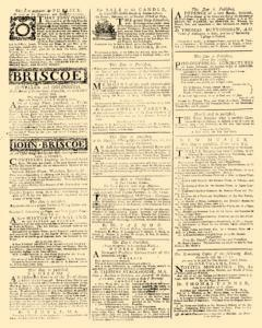 General Advertiser, February 14, 1746, Page 3