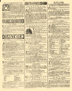 General Advertiser, February 21, 1746, Page 3