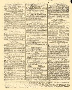 General Advertiser, February 21, 1746, Page 4