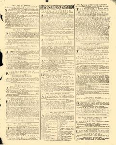 General Advertiser, February 27, 1746, Page 3