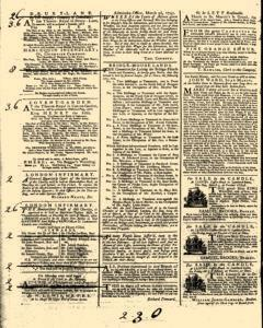 General Advertiser, March 05, 1746, Page 2
