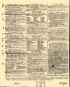 General Advertiser, March 05, 1746, Page 4
