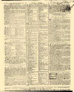 General Advertiser, March 06, 1746, p. 8