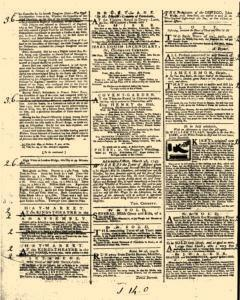 General Advertiser, March 06, 1746, p. 2