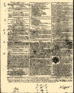 General Advertiser, March 06, 1746, p. 4