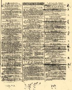 General Advertiser, March 07, 1746, Page 3