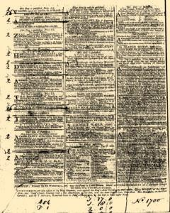 General Advertiser, March 07, 1746, Page 4