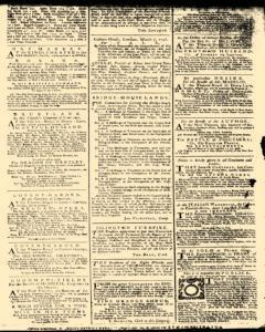 General Advertiser, March 10, 1746, Page 6