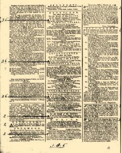 General Advertiser, March 10, 1746, Page 2