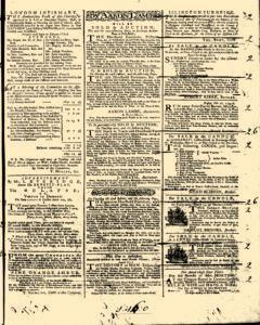 General Advertiser, March 10, 1746, Page 3