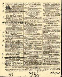 General Advertiser, March 10, 1746, Page 4