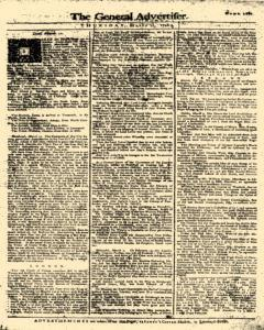 General Advertiser, March 12, 1746, Page 5