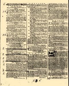 General Advertiser, March 12, 1746, Page 2