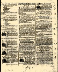 General Advertiser, March 12, 1746, Page 3