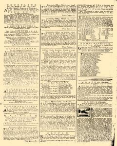 General Advertiser, March 16, 1746, Page 2