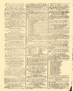 General Advertiser, March 21, 1746, p. 6
