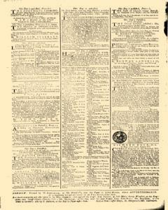 General Advertiser, March 21, 1746, Page 8