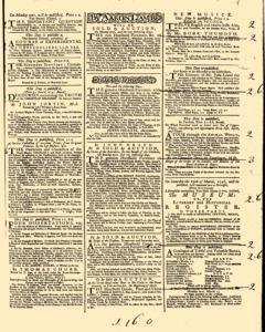 General Advertiser, March 21, 1746, Page 3