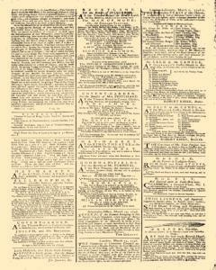General Advertiser, March 23, 1746, p. 2