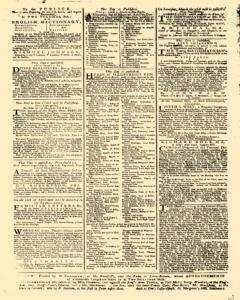 General Advertiser, March 23, 1746, Page 4