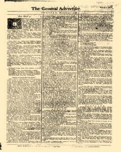 General Advertiser, March 24, 1746, Page 5