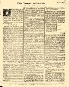 General Advertiser, March 25, 1746, Page 5