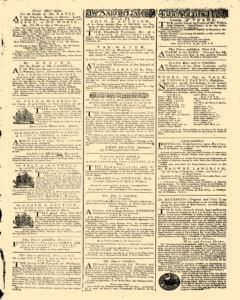 General Advertiser, March 25, 1746, p. 7