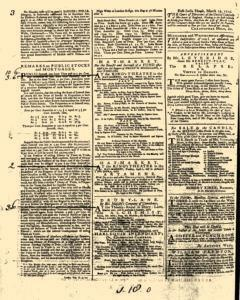 General Advertiser, March 25, 1746, Page 2