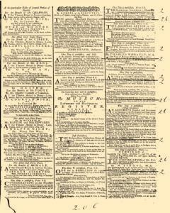 General Advertiser, March 27, 1746, Page 3
