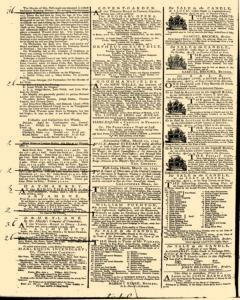 General Advertiser, March 28, 1746, p. 2