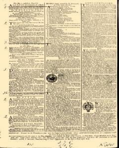 General Advertiser, April 21, 1746, Page 4