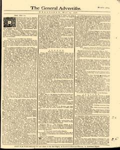 General Advertiser, May 14, 1746, Page 1