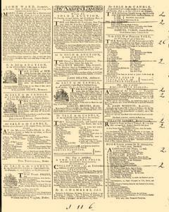 General Advertiser, May 20, 1746, Page 3