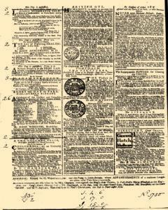 General Advertiser, May 31, 1746, Page 4