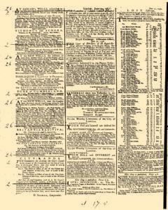 General Advertiser, June 27, 1746, Page 2