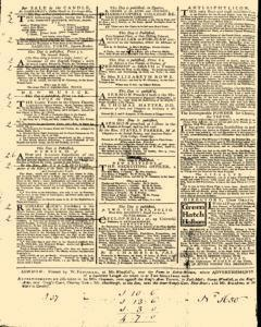 General Advertiser, July 03, 1746, Page 4