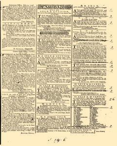 General Advertiser, July 09, 1746, p. 3