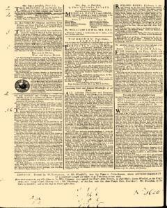 General Advertiser, July 10, 1746, Page 4