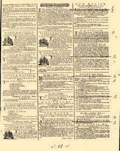 General Advertiser, July 23, 1746, Page 3