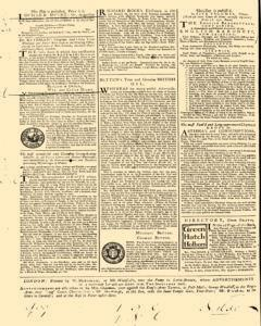 General Advertiser, July 24, 1746, Page 4