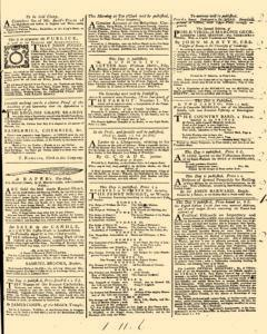 General Advertiser, July 31, 1746, Page 3