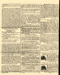 General Advertiser, August 11, 1746, Page 2
