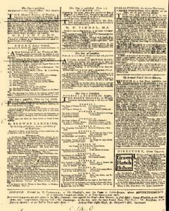General Advertiser, August 11, 1746, Page 4