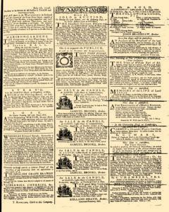 General Advertiser, August 19, 1746, Page 3