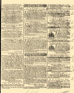 General Advertiser, August 25, 1746, Page 3