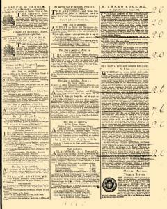 General Advertiser, October 17, 1746, Page 3